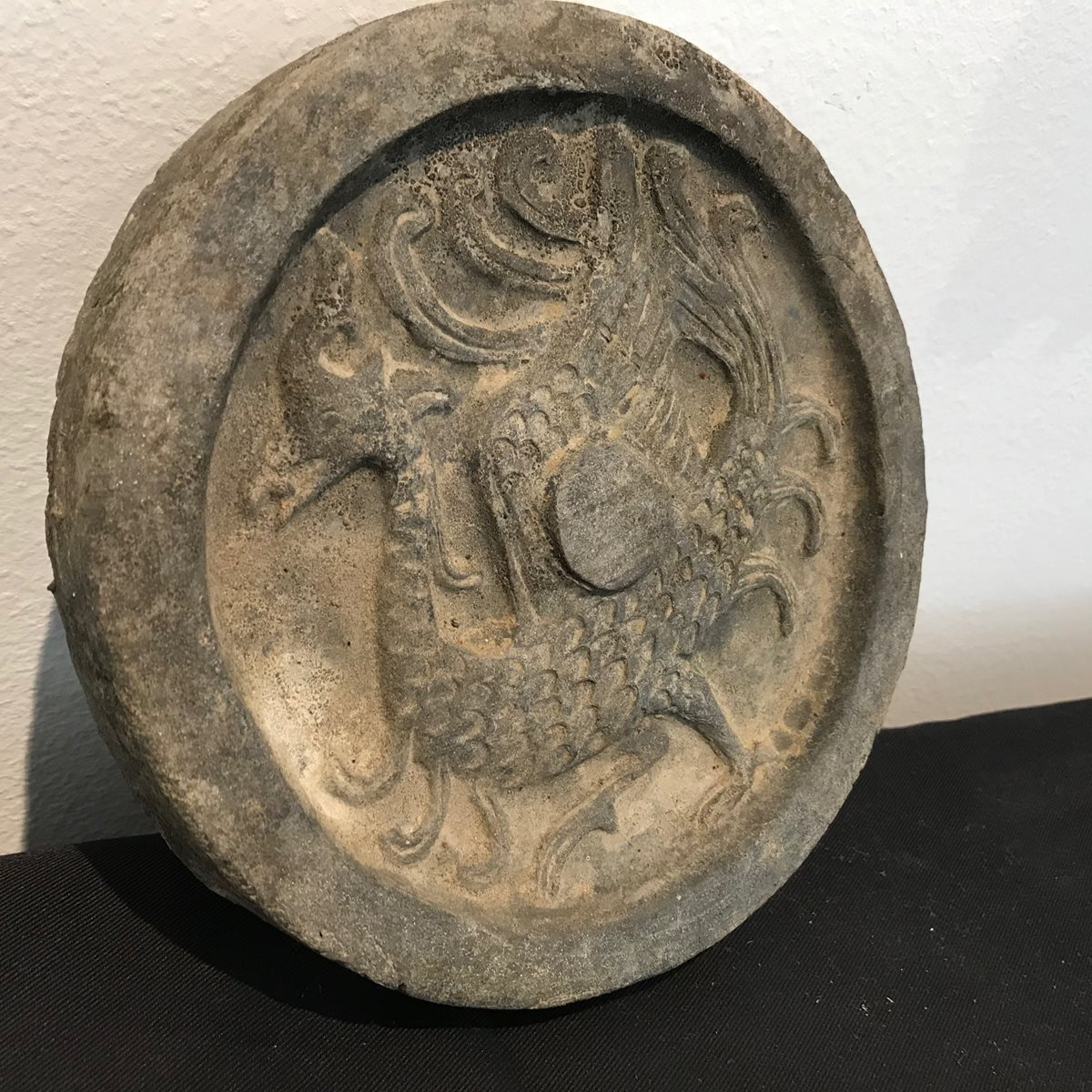 Early Wadang Roof Tile Cap