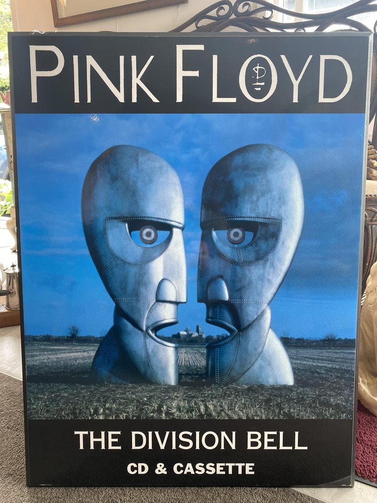 Pink Floyd Exhibition poster 1992